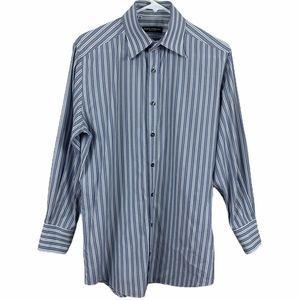 Dolce & Gabbana Mens Tailored Fit Shirt 15 3/4 40